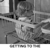 Getting to the laundromat and doing the wash is tough enough, but when you add kids to the mixture? It's damn near impossible. Here's how to do it in 75 short steps.