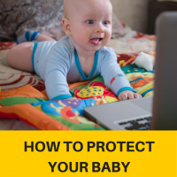 Baby role-playing, or people stealing photos of babies on the internet and passing them off as their own, is a growing concern for parents. Here is how to protect your baby on the internet.