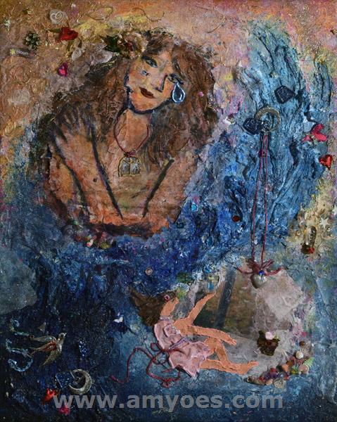 Healing From Numbness – A Sexual Assault Piece