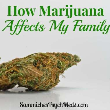 Many people tout the positives of marijuana, but this woman tells a different story about its effects on her, her kids, her relationship, and her health.