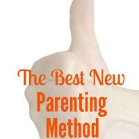 Every day, it seems, another study comes out with a new way to parent our children. Guess what? This new method right here totally NAILS IT. I promise it'll work for your family.