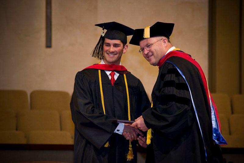 Teen Not Spanked as a Child, Still Graduates High School
