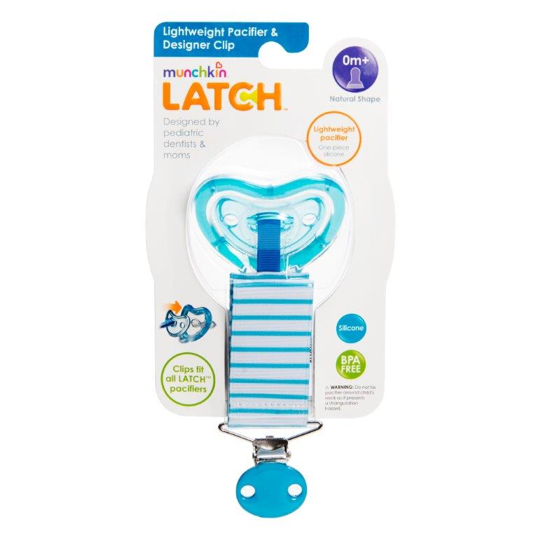 RECALL: Pacifiers and Clips Due to Choking Hazard
