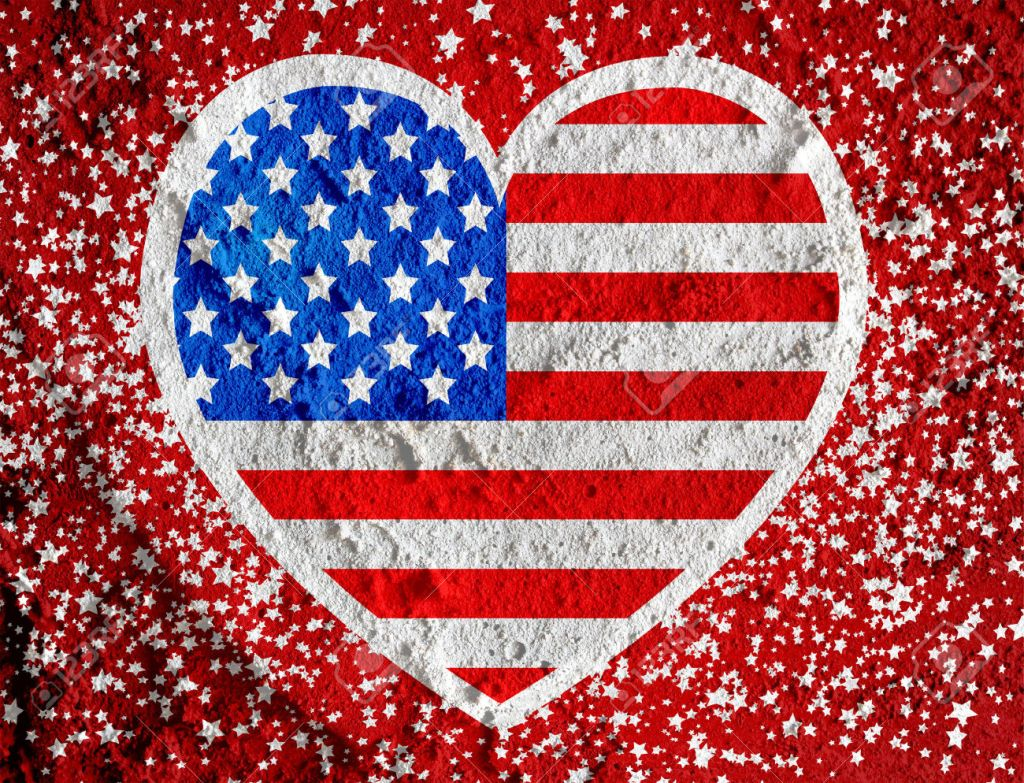 My America. It IS Full of LOVE. #weareone