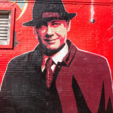 I had freed myself from my obsession with murder-crime-tv. Then I discovered The Blacklist and James Spader sucked me back in to the dark side.