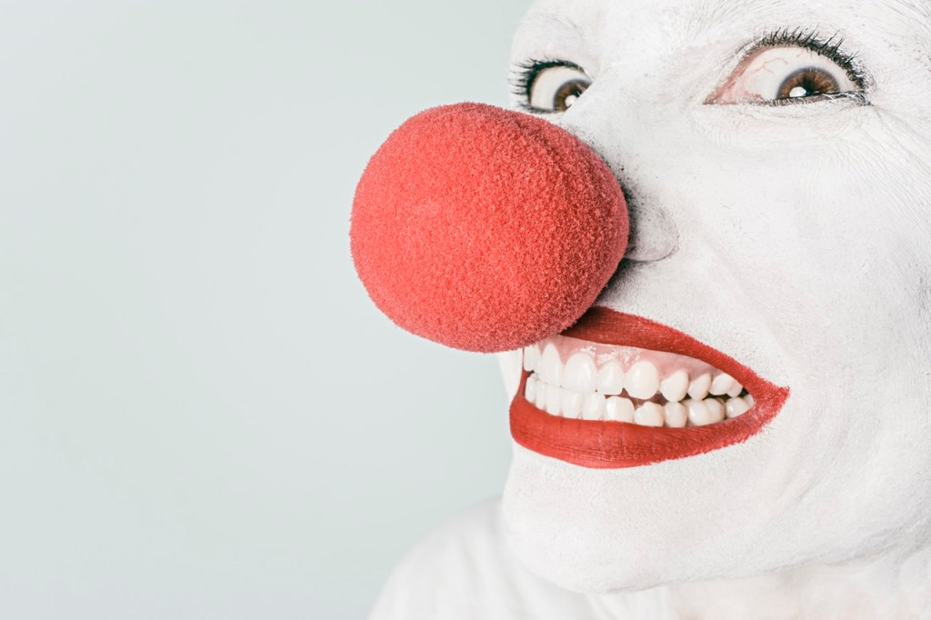 Clown Accessories Banned by French Town amid Terror Concerns