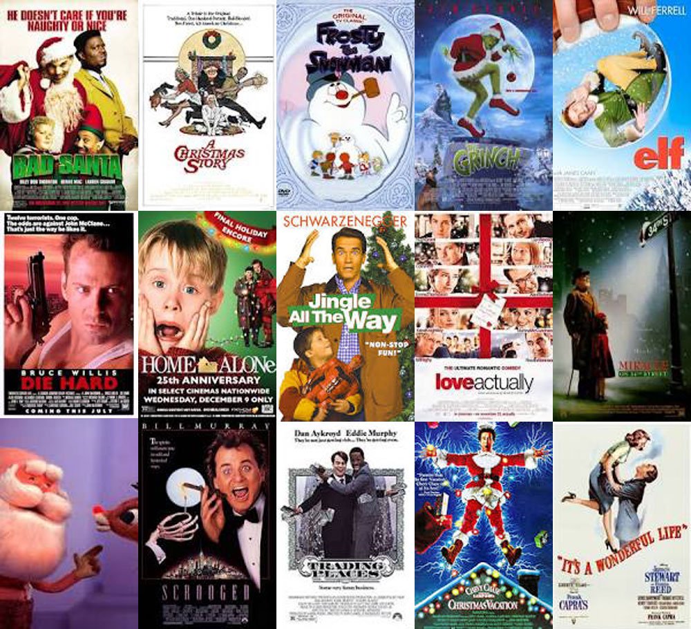 QUIZ: Can You Identify These Christmas Movies In One Sentence?
