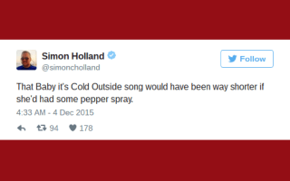 18 Hilarious Tweets That Will Help You Survive the Holidays