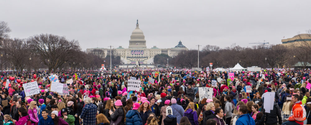 Whiny snowflake liberal marcher here, proudly explaining why we bothered with this silly little thing on Saturday that turned out 2.9 million people world-wide.