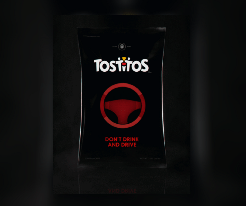 New Tostitos Bag Tells You If You Are Drunk Because Why The F**k Not
