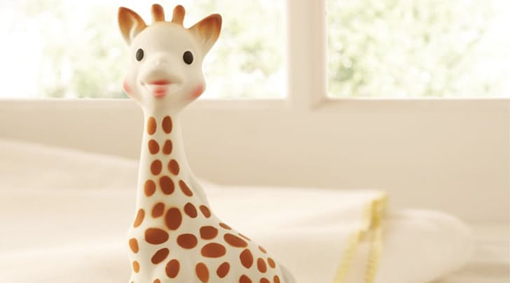 An Open Letter To Sophie The Giraffe