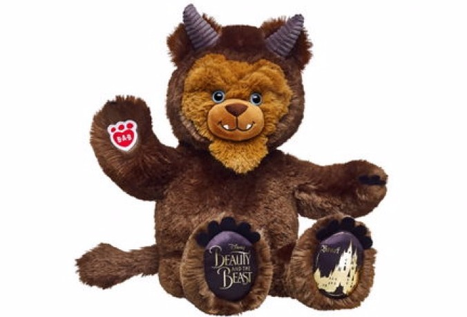 Build-A-Bear Introduces Beast Character to Haunt Your Dreams