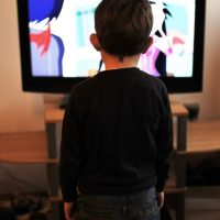 When your toddler realizes his favorite movie is no longer available on demand, he'll exhibit the 5 stages of grief. Including denial, anger, and bargaining.