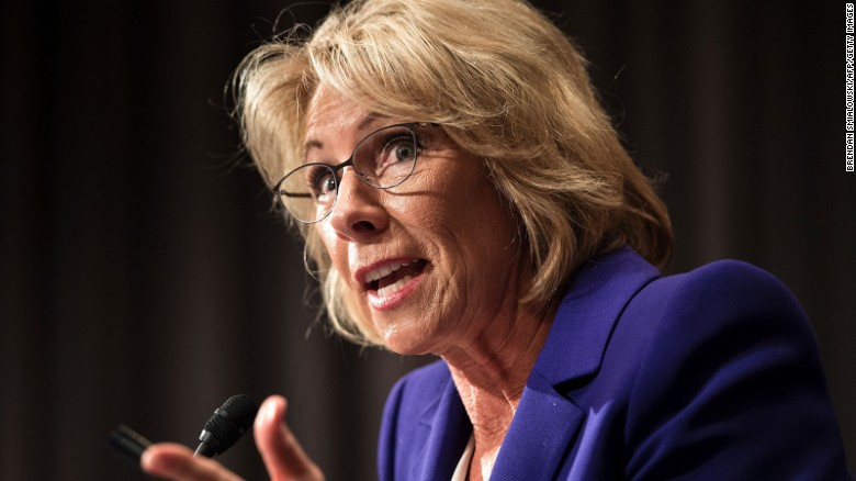 Betsy DeVos's Confirmation Is Not Shocking. It's Further Proof We Need Your Help Now More Than Ever.