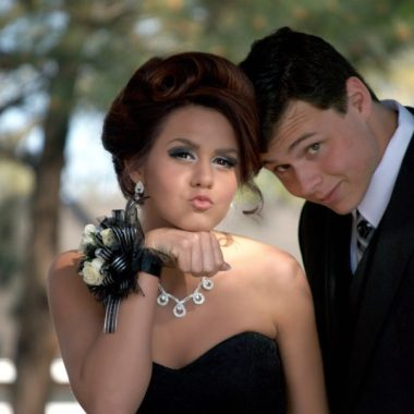 Prom is very different for boys as compared to girls. Boys enjoy one-stop shopping and little drama. Girls need 800 accessory options and boob tape.