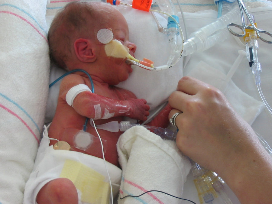 Leaving My Heart in the NICU