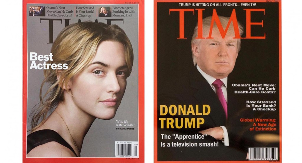 7 More Time Magazine Covers In Addition to Trump's Fake You Didn't Know Existed