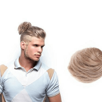 Clip-On Man Buns Are Here to Haunt Your Dreams