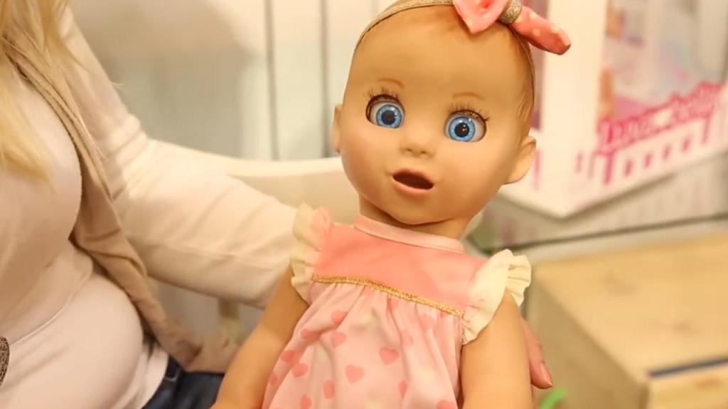 Give Your Child The Gift Of Murder And Nightmares With This Horrifyingly Lifelike Robot Doll