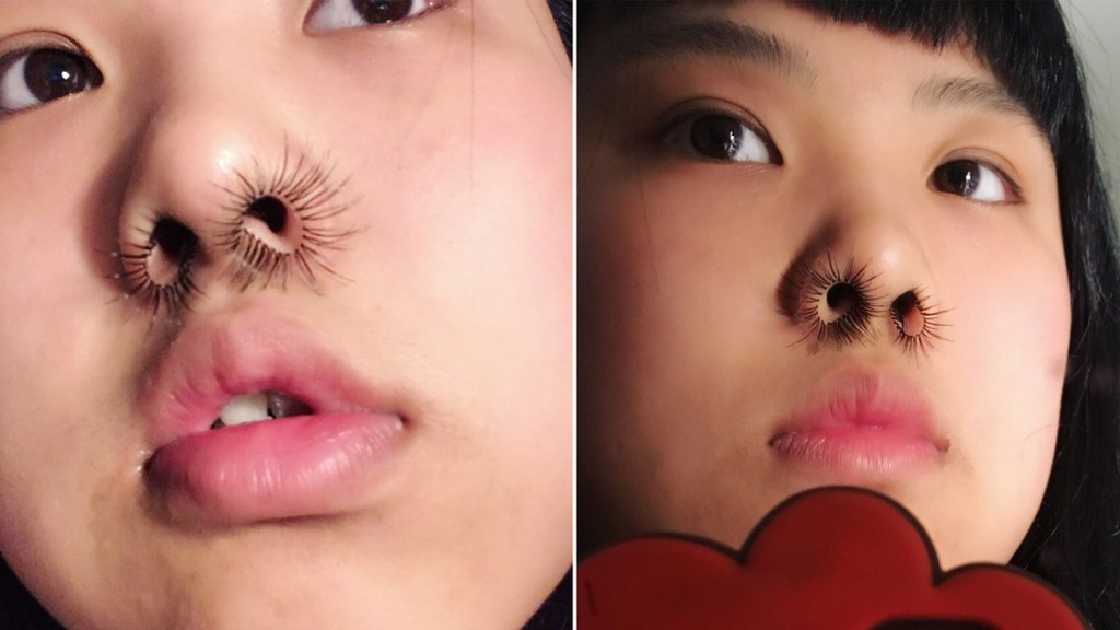 Woman's Attempt to Make Nostril Hair a Trend Is the Slap in the Face the Beauty Industry Needs