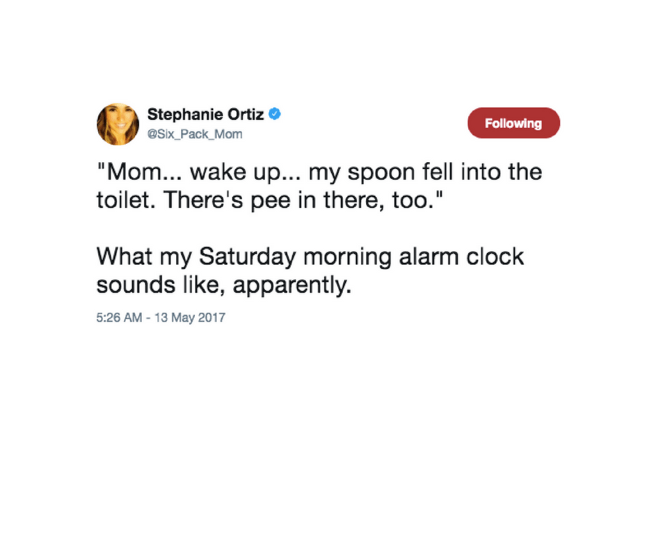 10 of the Funniest Tweets About the Joys of Early Mornings with Kids
