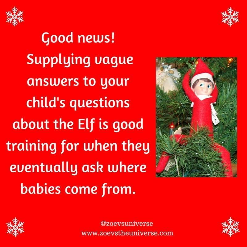 19 Hysterical Memes About Parents Relationship With Elf On The Shelf