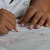The 6 Stages of Doing Homework With Elementary Kids