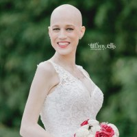 Bride Battling Cancer Told to Move Up Wedding, Refuses and Defies Odds