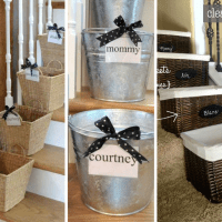 'Crap Baskets' Are the Answer to All Your Clutter Woes