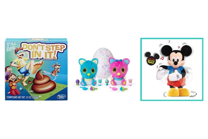 Parents, your kids NEED these random, annoying gifts or else you'll have failed them as parents and they'll grow up unloved and to be psychopaths. You've been warned.
