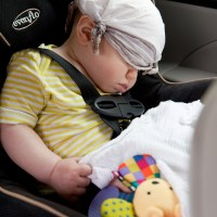Mom's Tragic Warning About The Danger Of Kids Sleeping In Car Seats