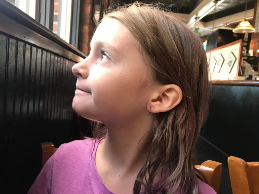 My daughter wanted her ears pierced, and her experience showed her exactly what consent and control over her own body looks like.