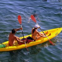 Summer activities are fun, especially if you're by the water. But if I can make one suggestion it's this: Canoeing sucks. Don't do it.