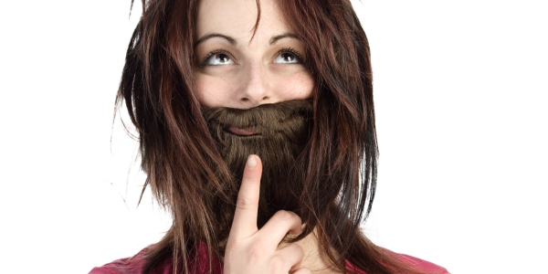 I Could Have Been a Bearded Lady: This Is PCOS