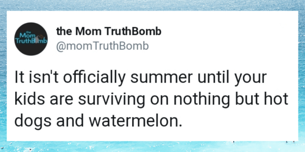 20 Funny Tweets That Capture the Pleasure and Pain of Summertime