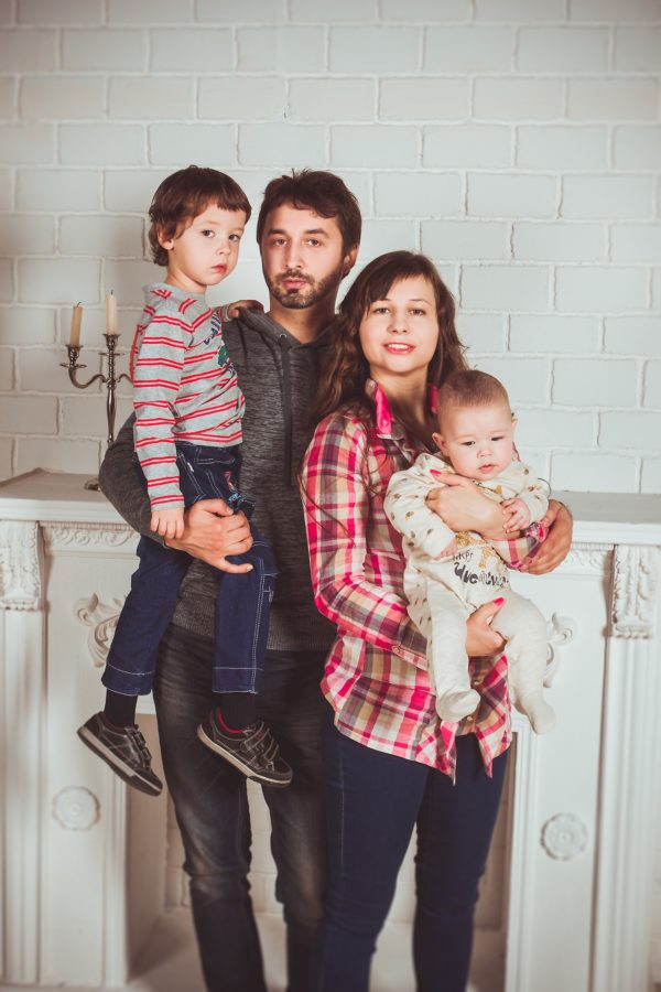 If you've done a family photo shoot, you know these 5 stages. The depression is the worst.