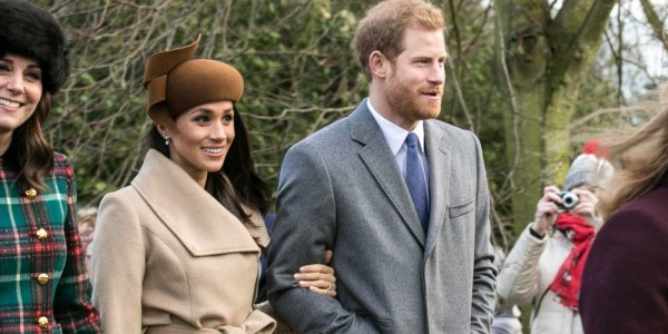 "Harry and Meghan Announce They're ""Stepping Back"" From Royal Duties"