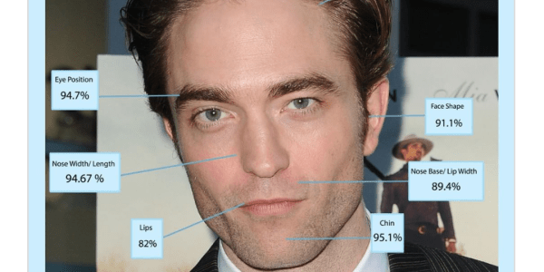 Science Crowns Robert Pattinson 'Most Beautiful Man In The World'