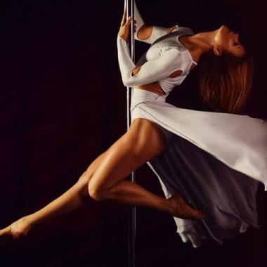 Curl up next to those fainting chairs, pearl clutchers, because pole dancing has finally been recognized as being a legit sport.