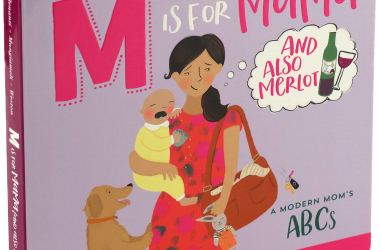 A great gift for new moms, this book pairs perfectly with a bottle of Merlot and a genuine sense of humor.