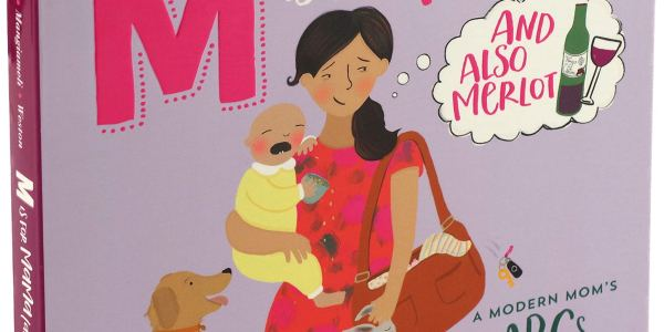 'M Is for MAMA (and also Merlot)' Is the Next Great Classic for Moms