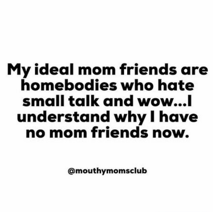 memes about mom friends mom bffs mouthy moms club