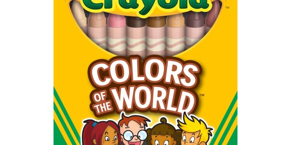 Crayola Celebrates Diversity With A New Line of Skin-Tone Color Crayons