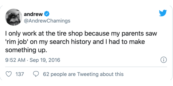 10 Hilarious Tweets That'll Remind You To Clear Your Search History