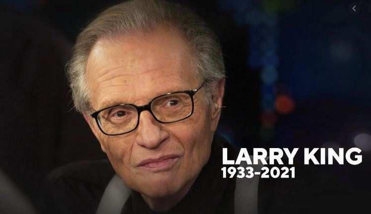 Larry King dies by Sammiches and Psych Meds news entertainment and trending 1