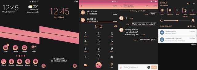 Samsung Galaxy Theme - Pulse UI