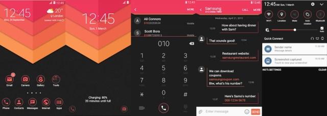 Samsung Galaxy Theme - Layers UI - Paid