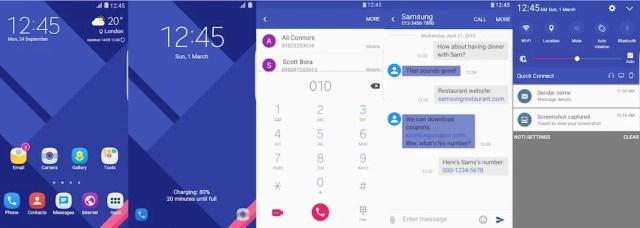 Samsung Galaxy Theme - [Kendi] Material UI