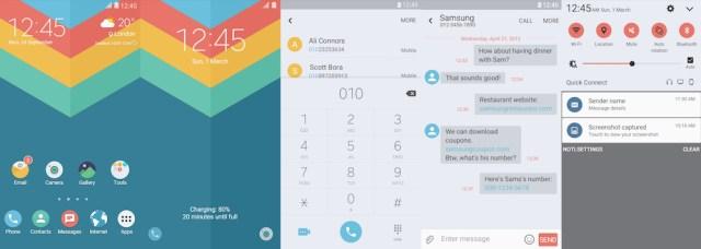 Samsung Galaxy Theme - [Kendi] Zorfilx