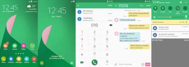 Samsung Galaxy Theme - Paper